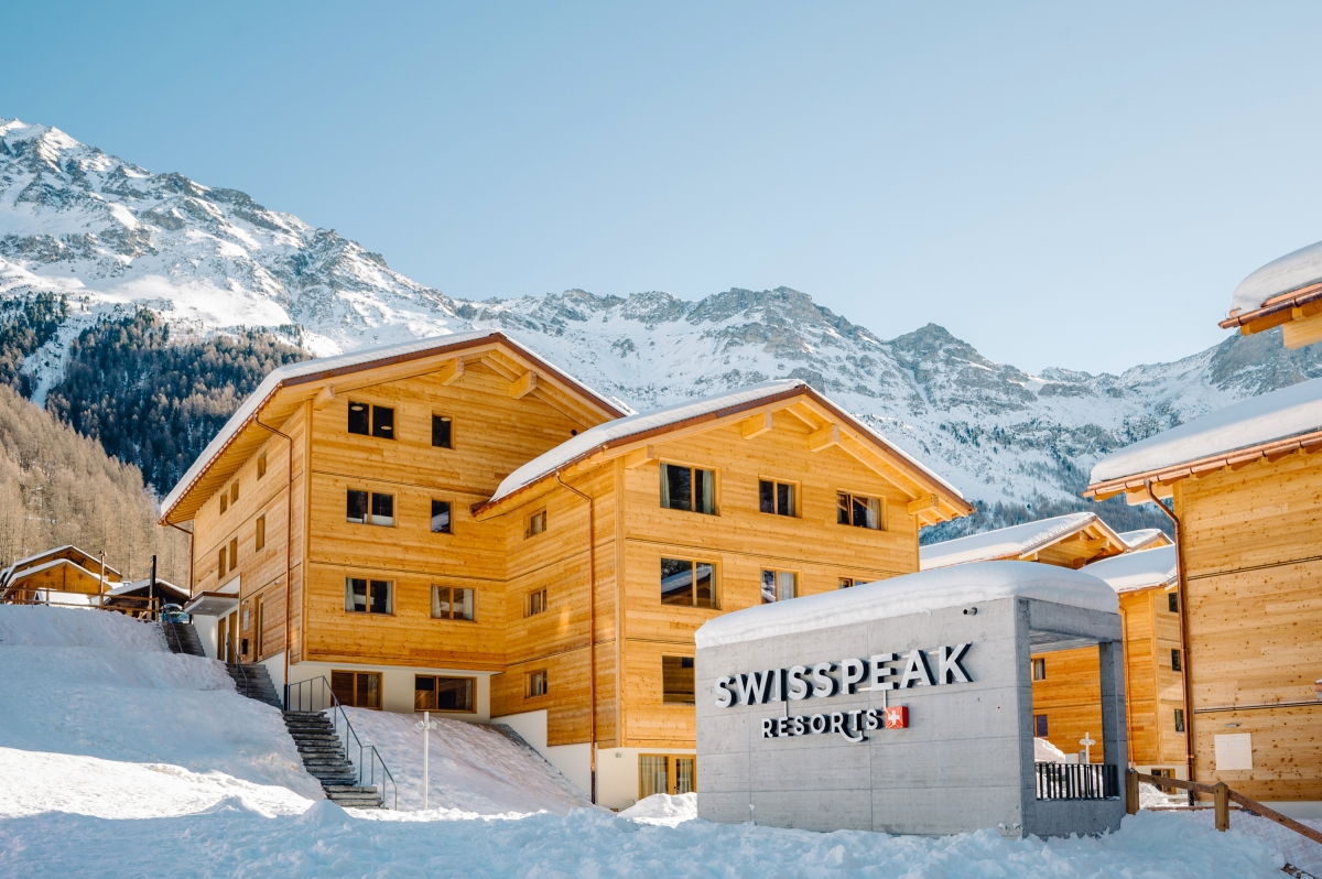 SWISSPEAK Resorts / Zinal